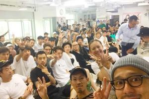 怒涛のミルボン上海セミナー②2日目前半(8月22日) | 100名を超える上海美容師さんへの技術展示講習