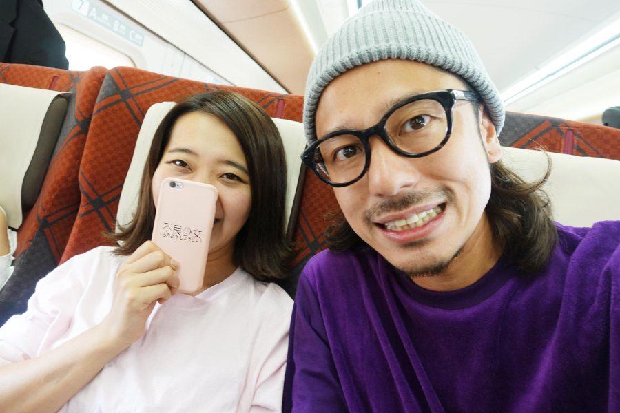 いざ!THROWセミナーin【金沢】早朝の新幹線と朝からアイスの人