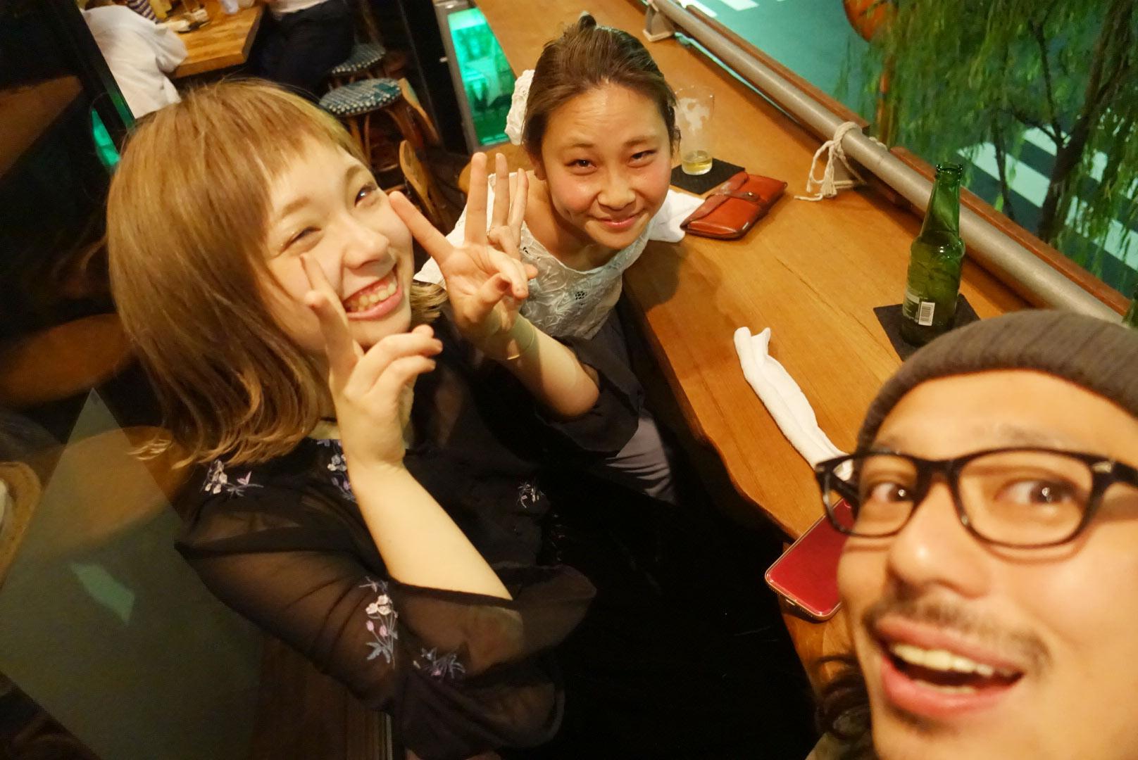 福岡からの突然の来訪「志喜 咲子」  airFUKUOKAの人気女性スタイリスト