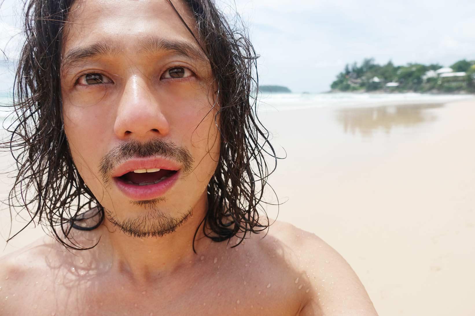 [楽園はここにあった]タイ・プーケット島で過ごす夏休み初日[羽田からスワンナプーム経由で10時間]