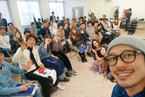 栃木・群馬で開催した「究極のグレイカラーセミナー」無事終了しました!皆様ありがとうございました!