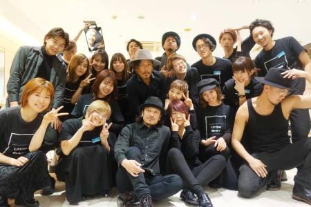1月【air-GINZA】一発目のファッションDAYはシックにブラックで統一で!