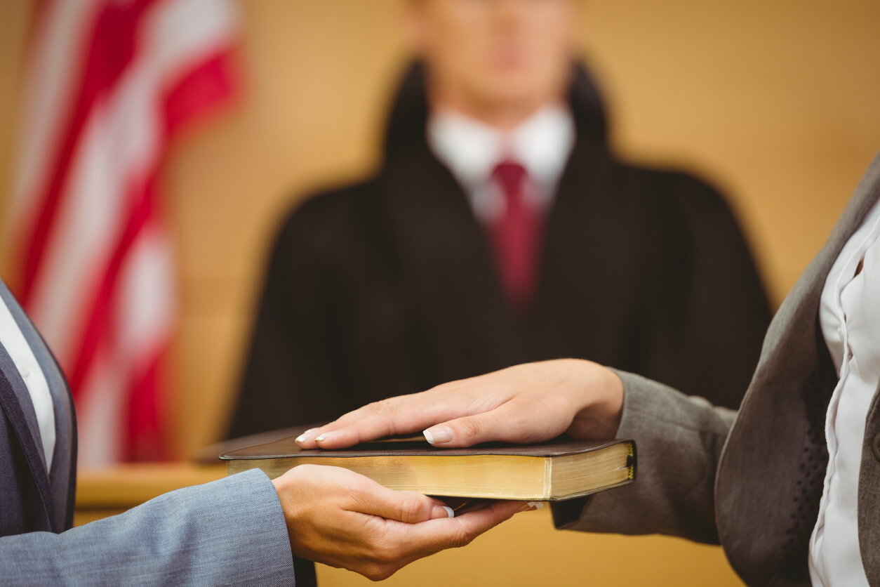 expert witness in personal injury trial