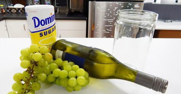 "Рецепт замороженного ""Пьяного винограда"" виноград, десерт, рецепт"