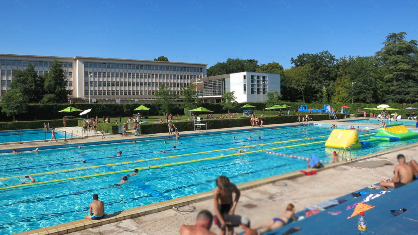 Piscine Grand Nancy Horaires Piscine Olympique De Plein Air Louison Bobet Nageurs