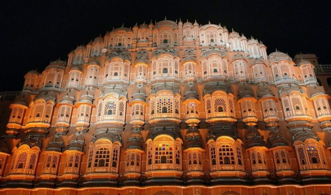 Dżajpur i Amber Fort 🎥
