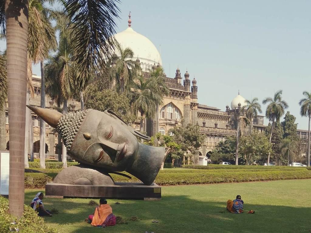 Muzeum Chhatrapati Shivaji Maharaj Vastu Sangrahalaya.