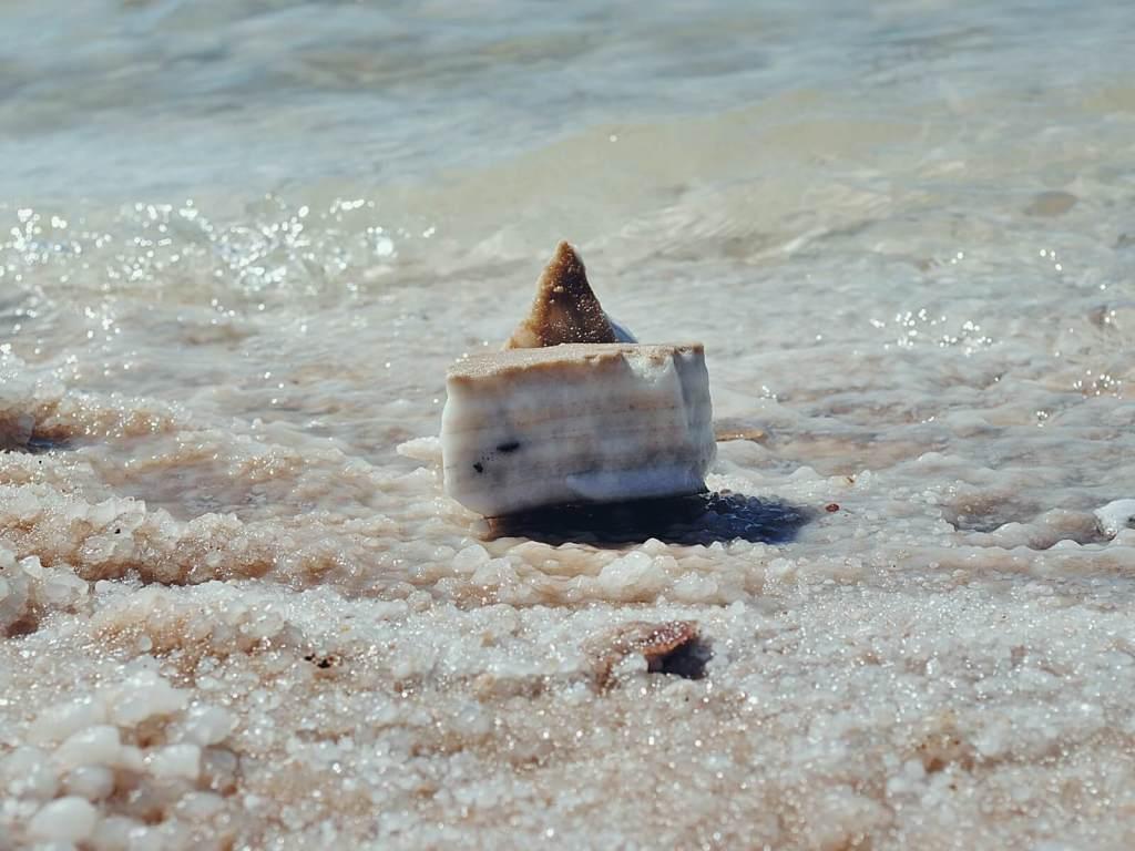 Sól z Morza Martwego.
