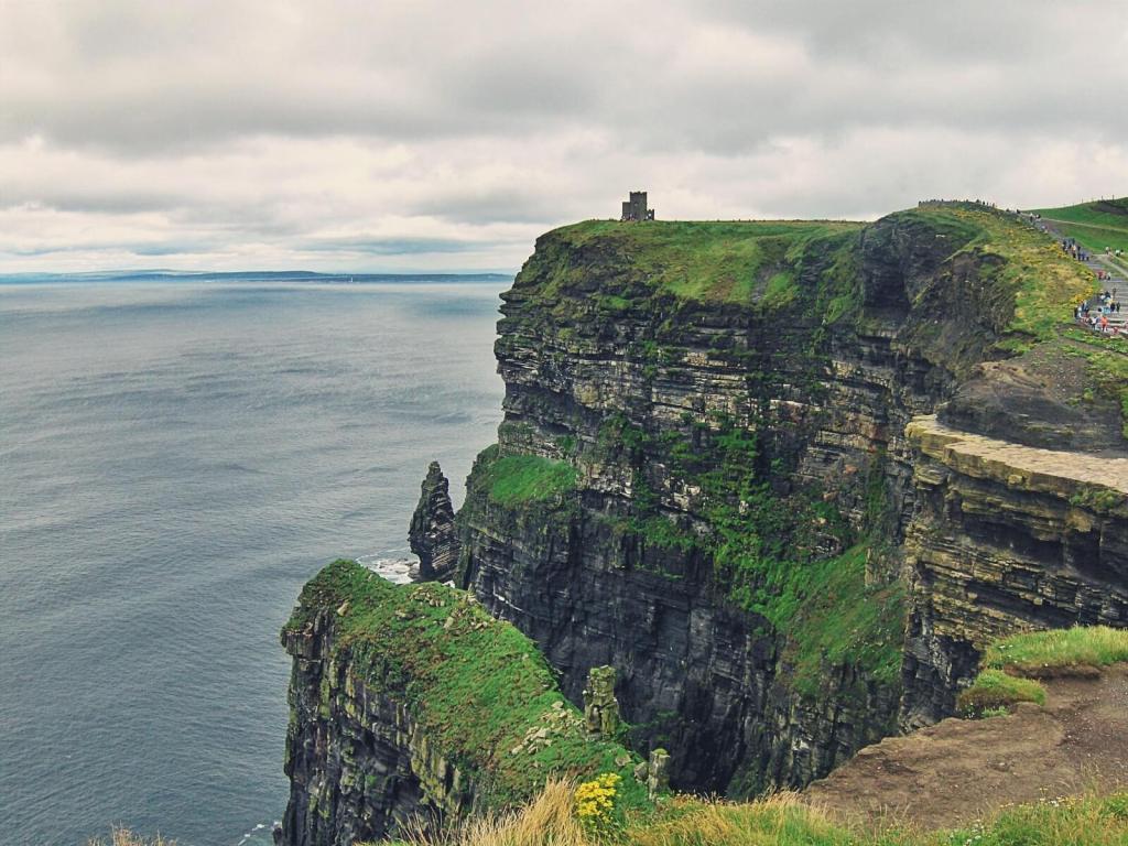 Klify Moheru, Irlandia.
