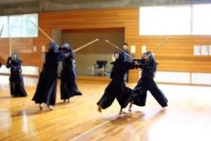 剣道の痛み