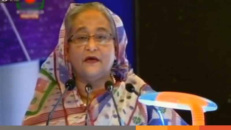 'আর কোনো হায়েনার দল বাংলার বুকে চেপে বসতে পারবে না'