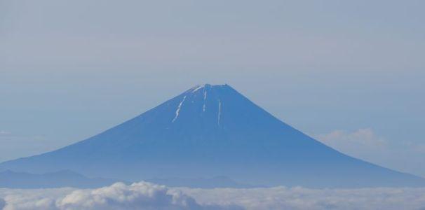 スマ-トな富士山