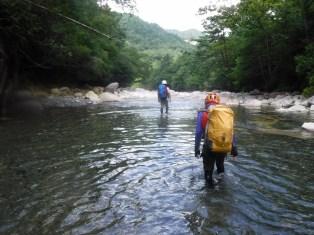 愛知川歩き