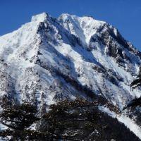 牛首山から赤岳