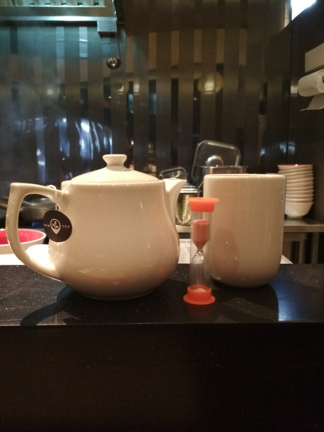Rose Oolong tea