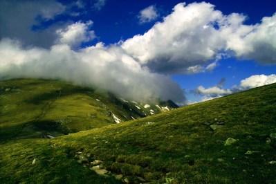 Пътека към облаците