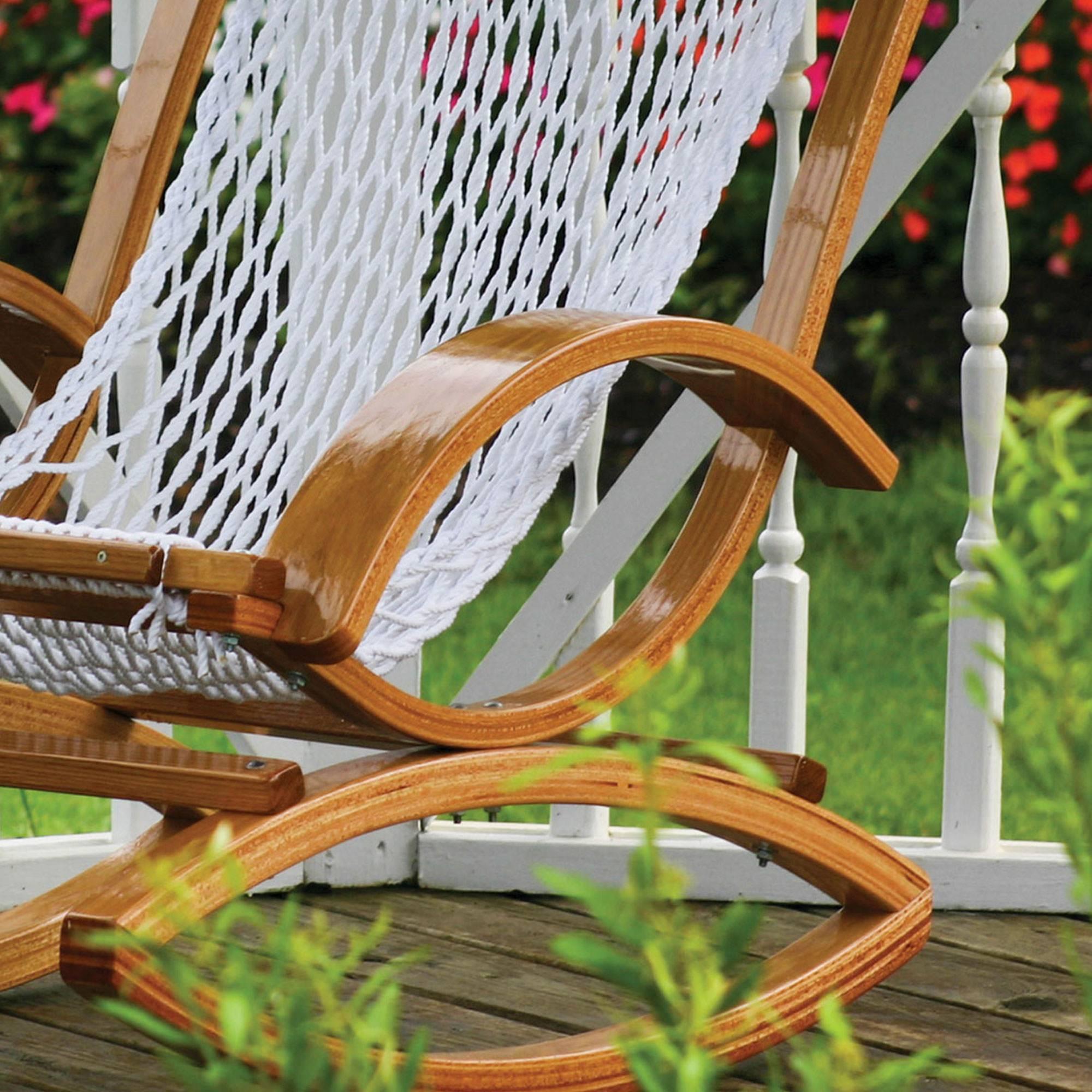 rocking chair runners replacement sports car seat office deluxe bent oak rocker arm s nags head hammocks sku