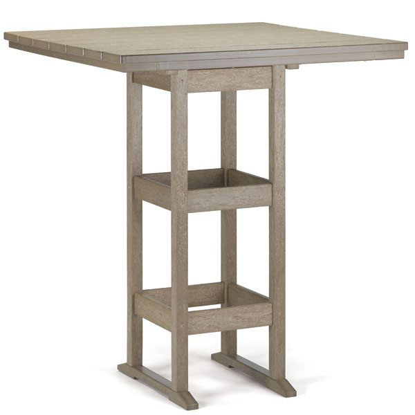 36 Inch Square Bar Height Table  Breezesta  SKU BRZ