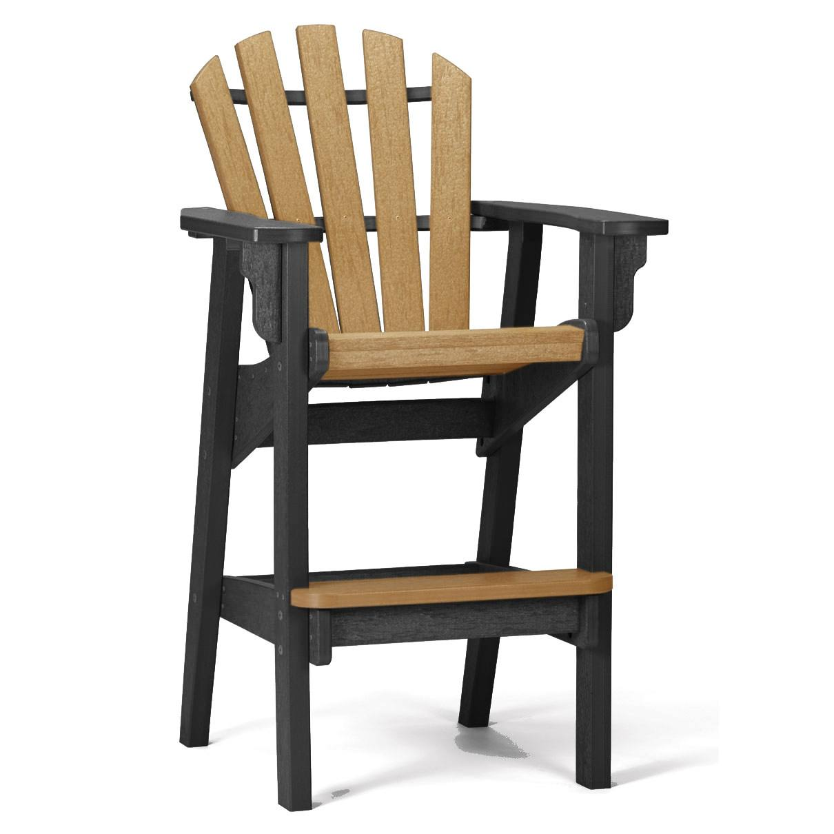 3 in one high chair plans reclining gravity chairs coastal barstool black and cedar