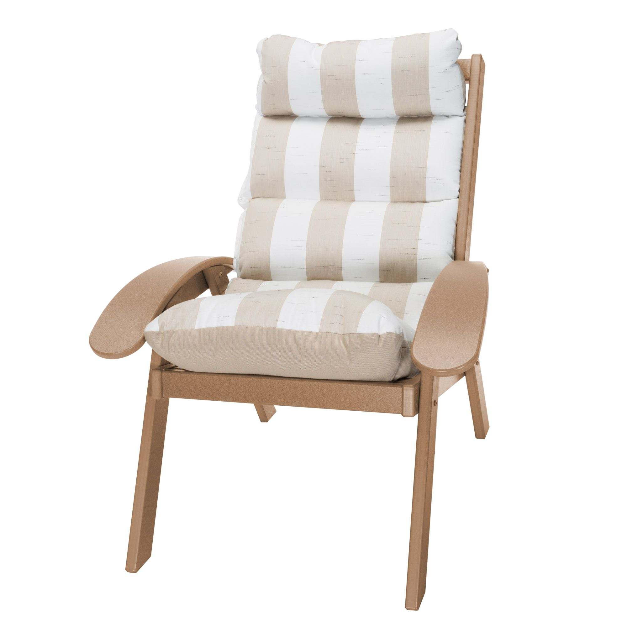 Island Chair Coastal Cedar Cushion Chair Pawleys Island Furniture