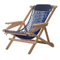 Cumaru Captain's Chair