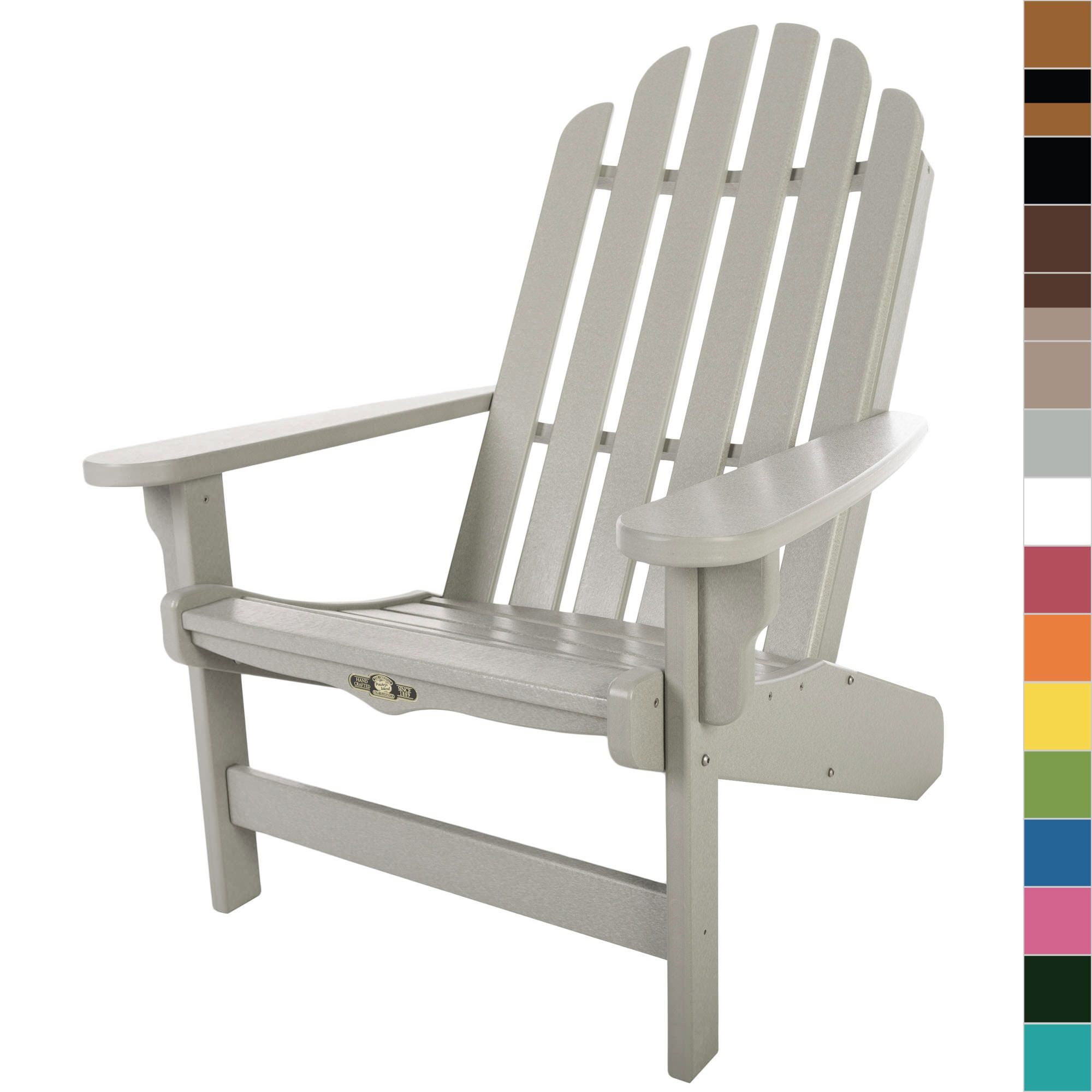 Island Chair Shop Durawood Essentials Adirondack Chairs On Sale