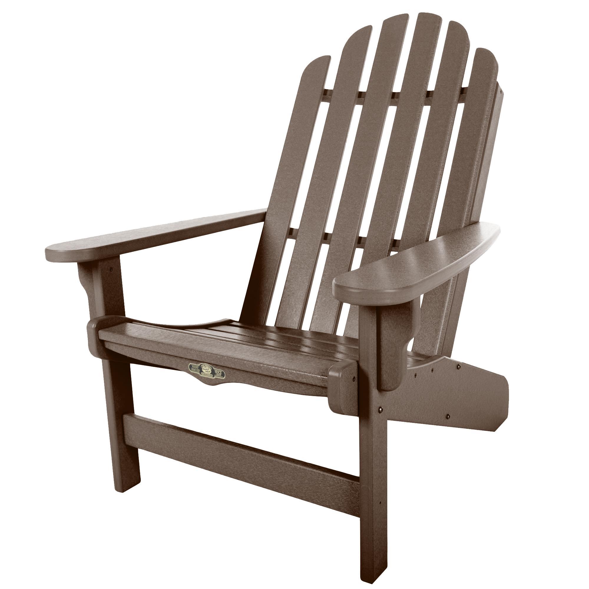 Shop Durawood Essentials Adirondack Chairs on Sale