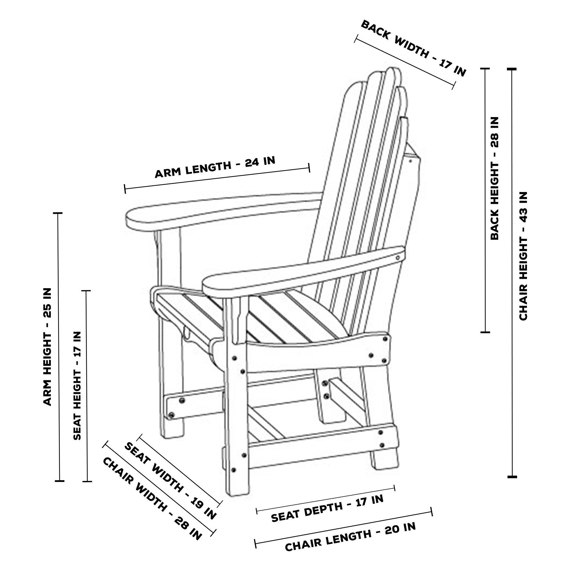 Durawood Essentials Small Dining Set