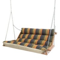 60 Inch Outdoor Swing Cushions - Outdoor Designs