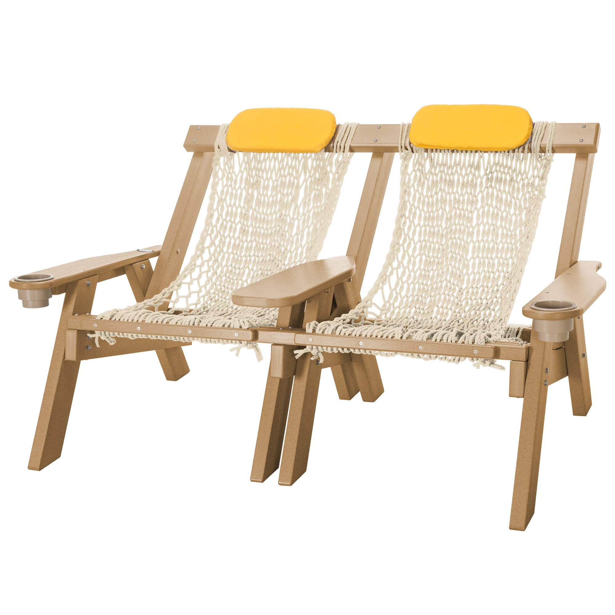 hammock chair instructions children s upholstered rocking cedar durawood double rope