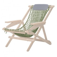 Rope Bottom Chair Covers Cotton Nags Head Hammocks Replacement Parts Cumaru Single Swing Seat