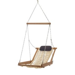 Hanging Chair Hammock Swing Diy Cumaru Nags Head Hammocks