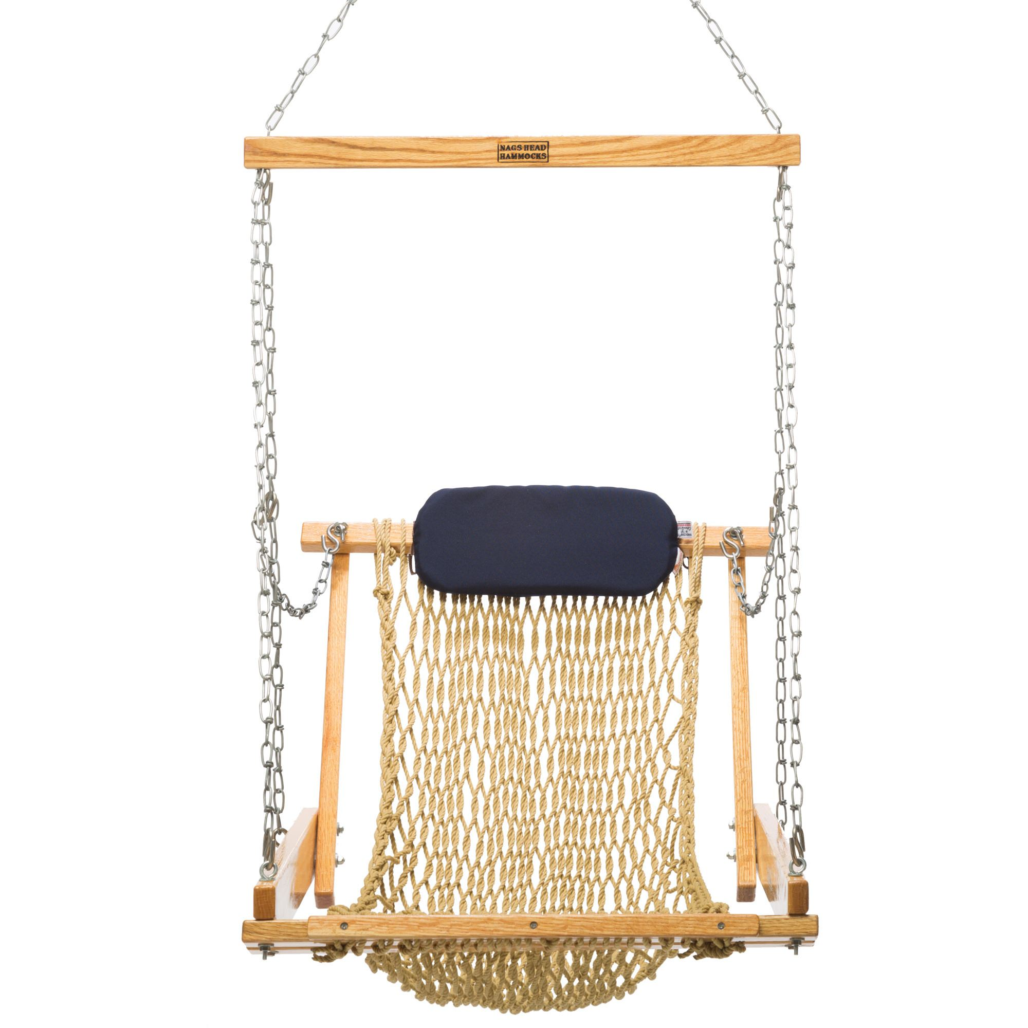 single person hammock chair moen shower hanging