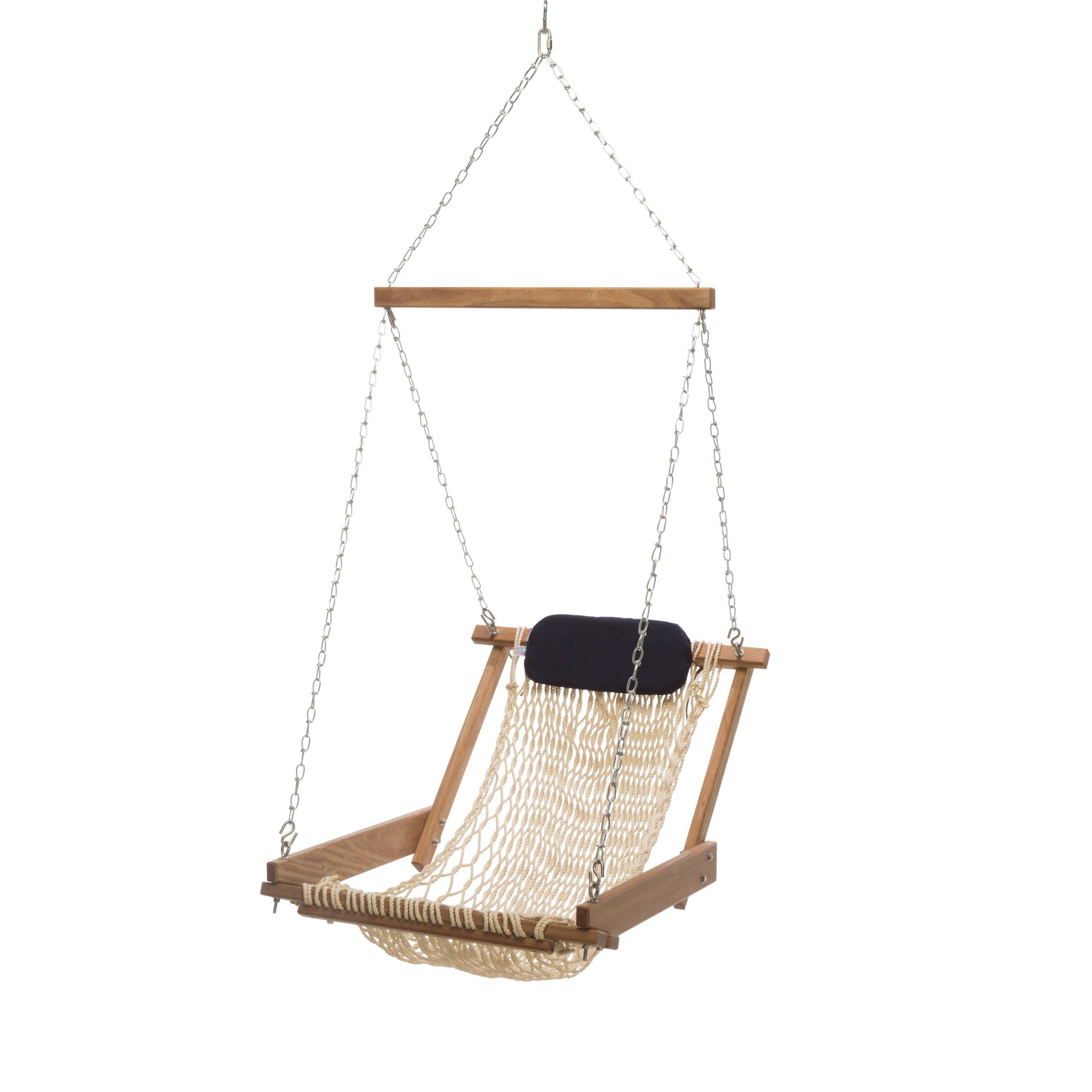 hanging chair hammock steel shot gif cumaru