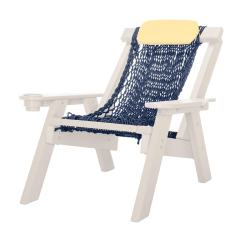 String Chair Seat Traditional Accent Chairs Single Swing