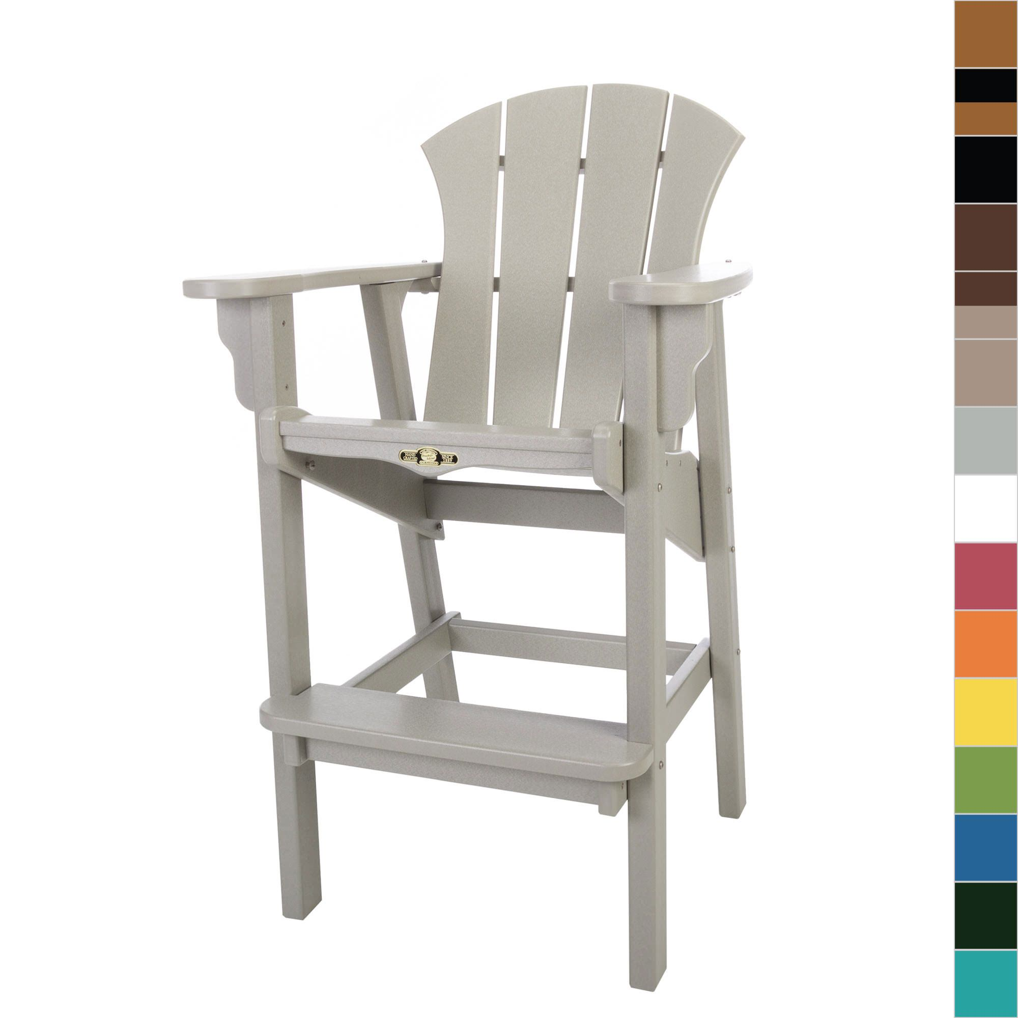 Island Chair Shop Durawood Sunrise High Dining Chairs On Sale