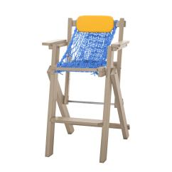 Rope Chair Target Accent Black Weatherwood Durawood Folding Barstool Nags Head Hammocks