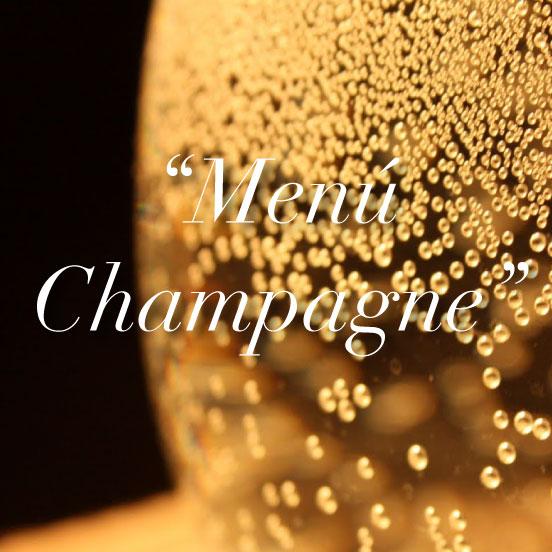 Menú Champagne, cata maridada por la Bodega Louis Roederer