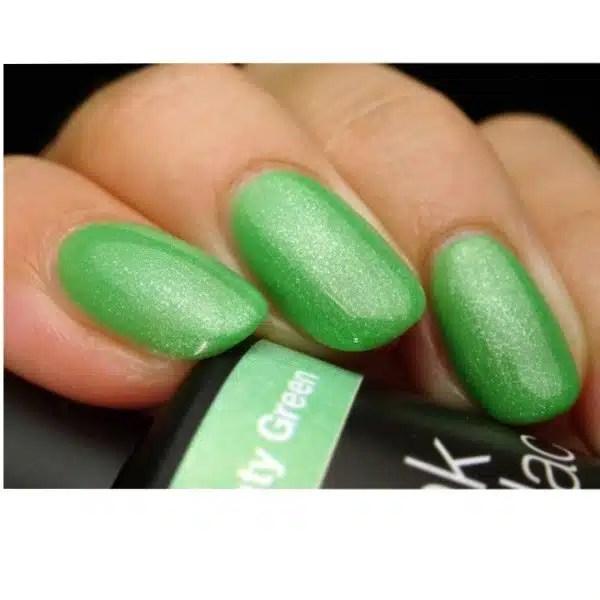 Profesionalus ilgalaikis gelinis lakas Pink Gellac Minty Green  15 ml