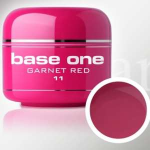 Spalvotas gelis BASE ONE Nr.11 Garnet red