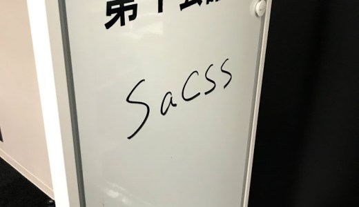 SaCSS Special19 に参加しました