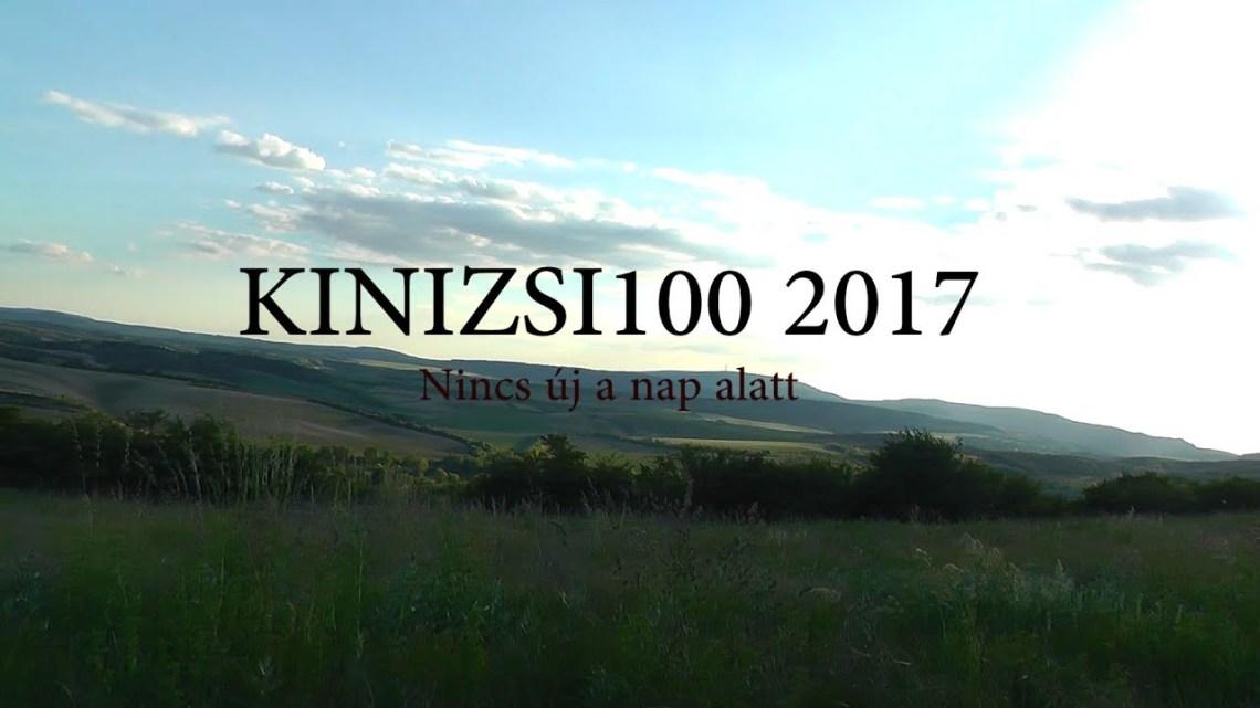 Kinizsi100 2017: Nincs új a nap alatt