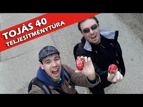 """TOJÁS40, alias """"Budai lépcsők40"""""""