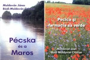 Moldován - Pécska-Maros-gyógynövények