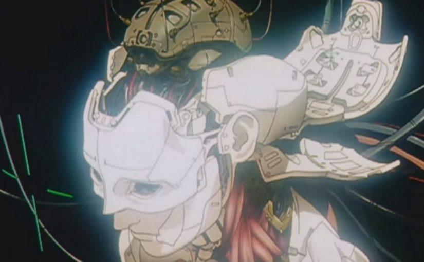 Ghost in the Shell – Páncélba zárt szellem (1995)