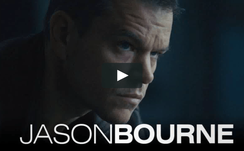 Bourne to be Mild – Jason Bourne kritika