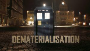 Doctor Who – A TARDIS