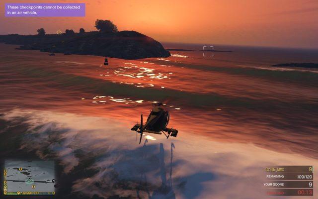 GTA Online Buzzard