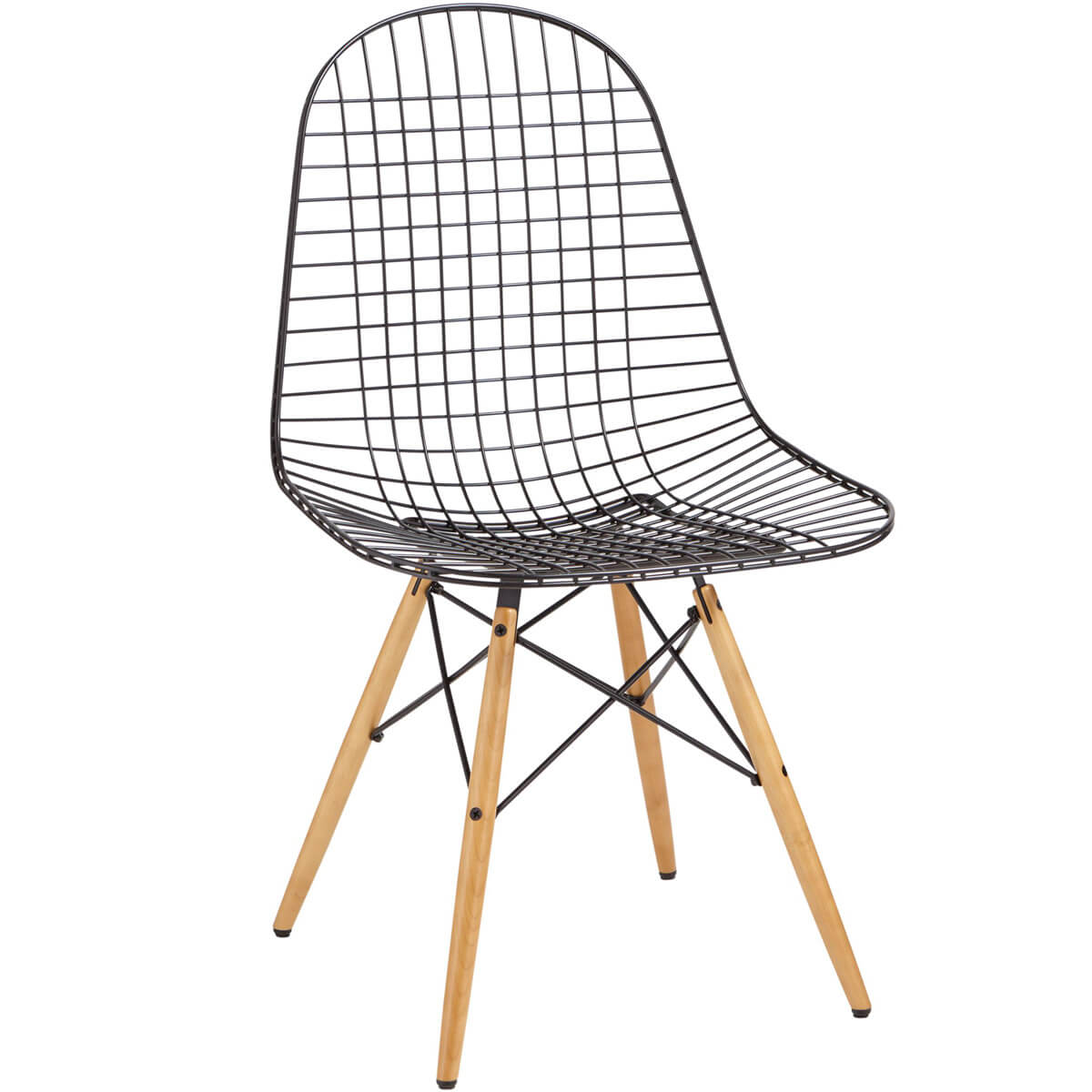 Eames Wire Chair Silla Wire Chair Dkw Vitra