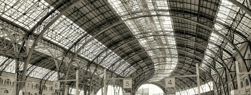 Estação de trem de Barcelona